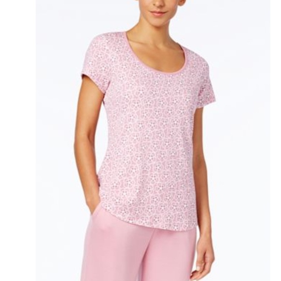 92d300e0ef8d Charter Club Intimates & Sleepwear | Printed Cotton Knit Pajama ...